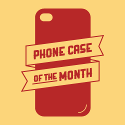 Phone Case of the Month Coupon