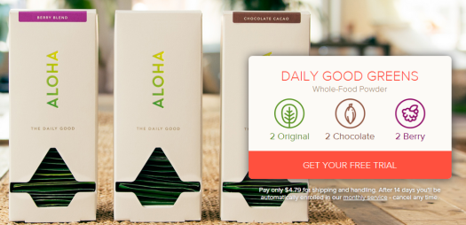 Free Aloha Box