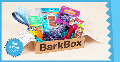 Free BarkBox
