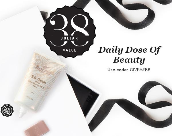 September 2014 Glossybox Coupon Day 5