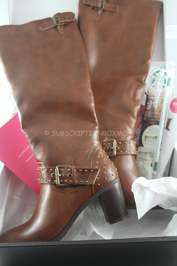 JustFab October 2014 Review