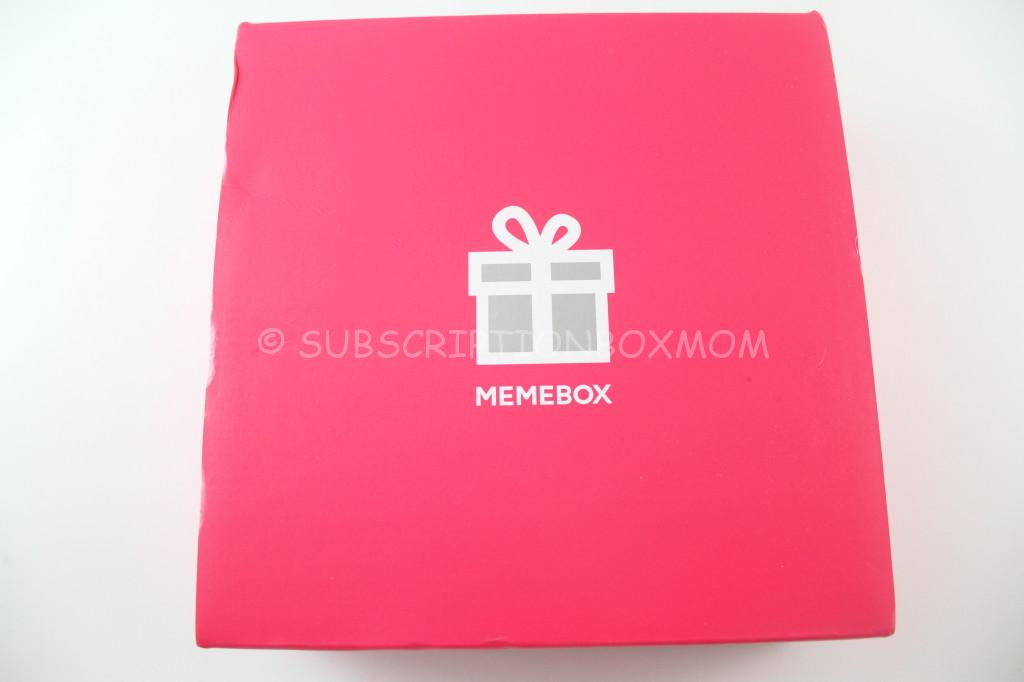 Memebox Global #15 Review