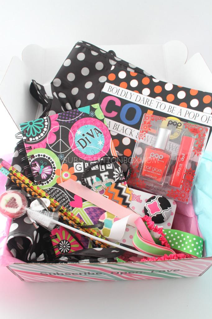 best monthly subscription boxes october 2014 posh pak subscription box review of 11928