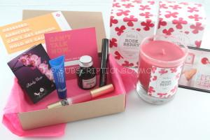 October 2014 Birchbox Review