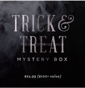 Julep Trick & Treat Mystery Box