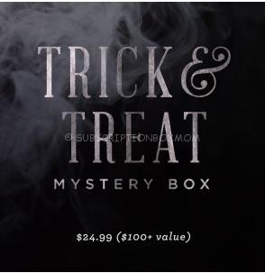 Julep Trick & Treat Mystery Box