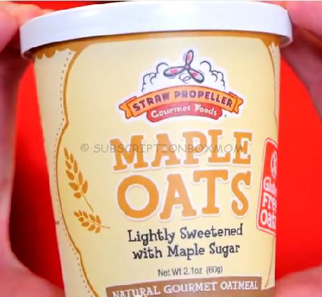 maple oats