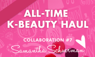 Memebox Collaboration Box #8 Samantha Schuerman