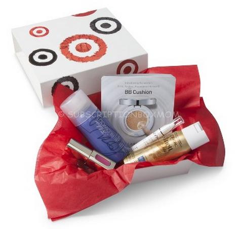 Target Beauty Box 2014