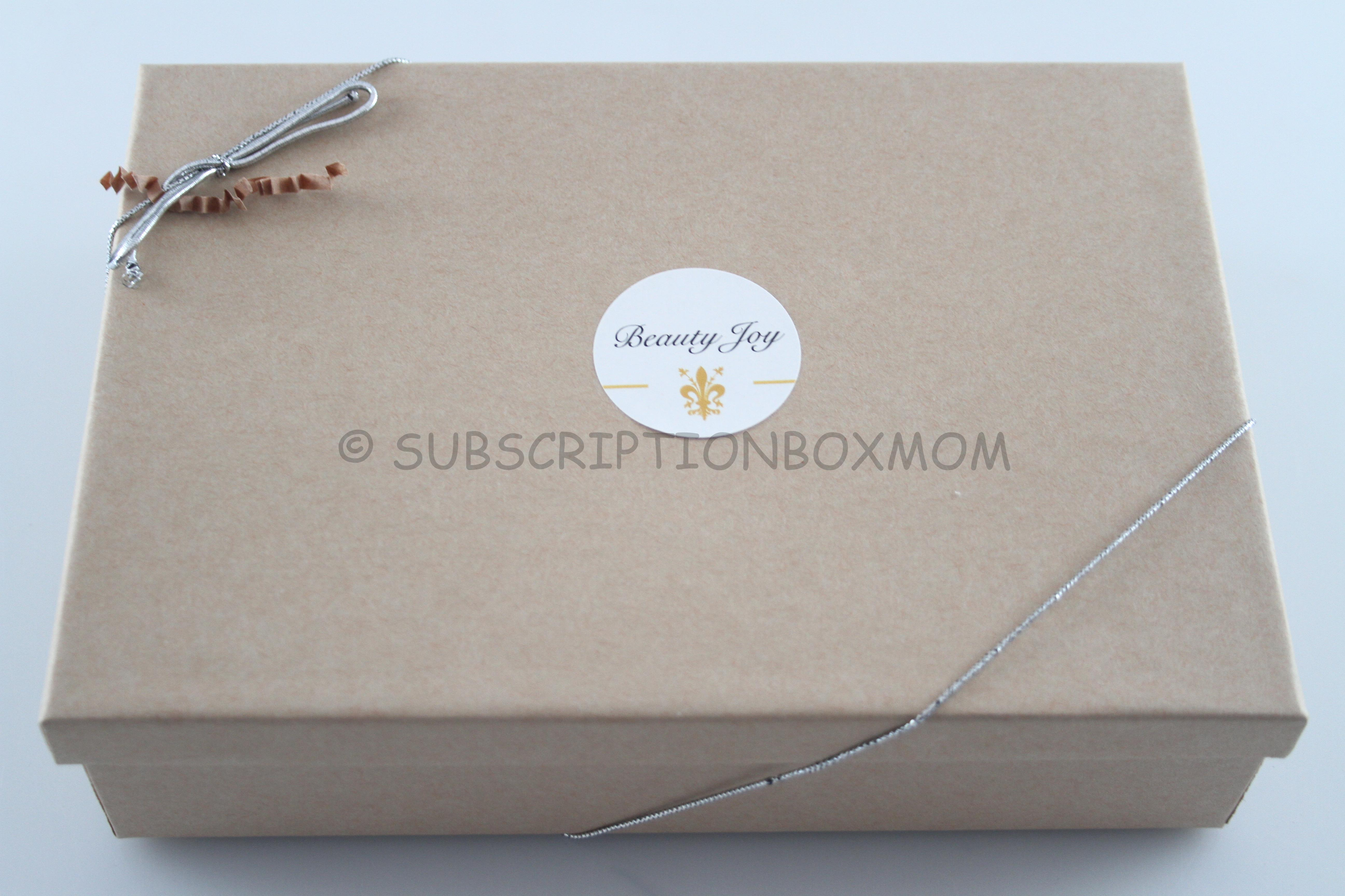 November 2014 Beauty Joy Box Review