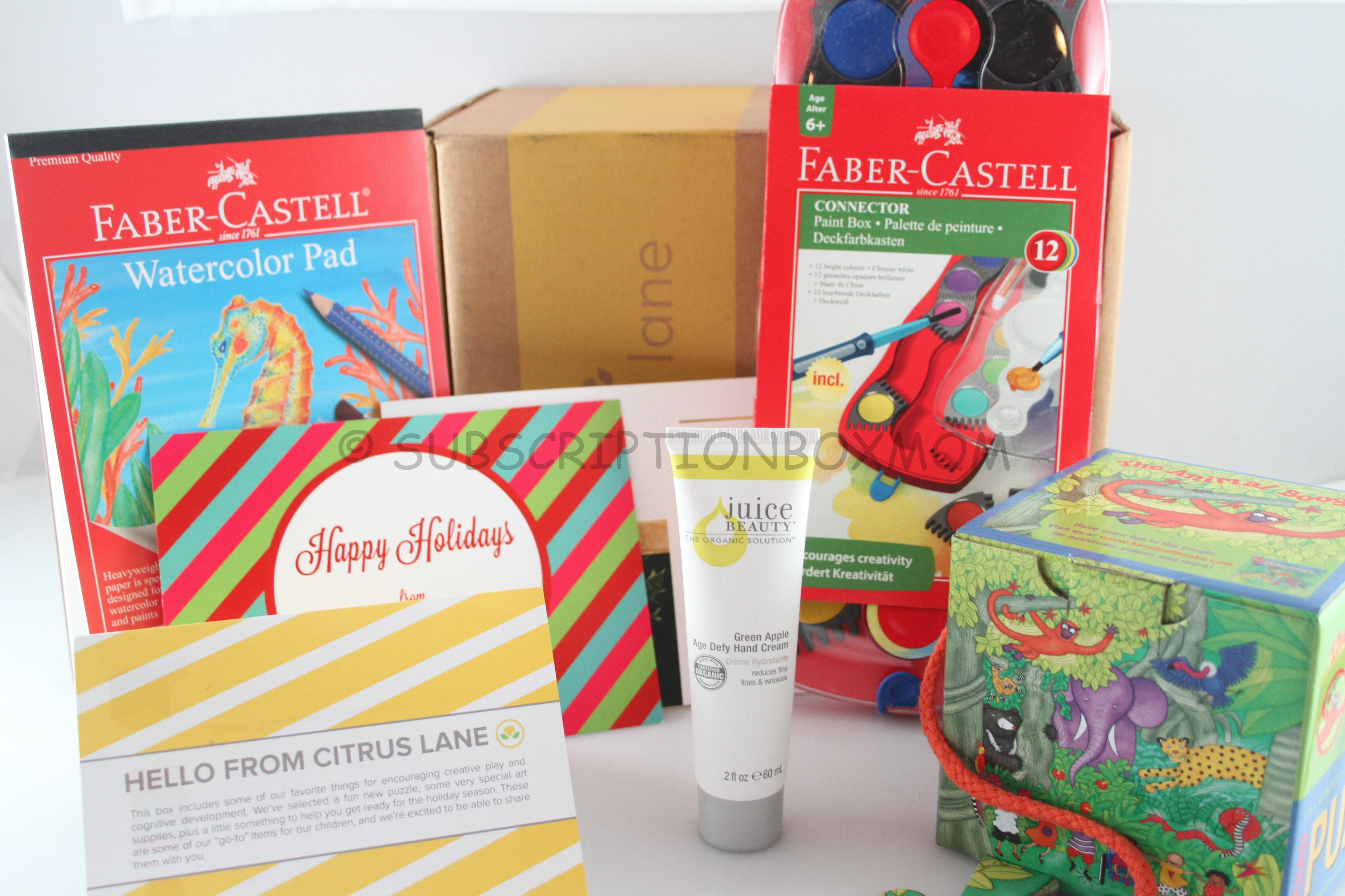 November 2014 Citrus Lane Review - 5 Year Old Boy + Coupon ...
