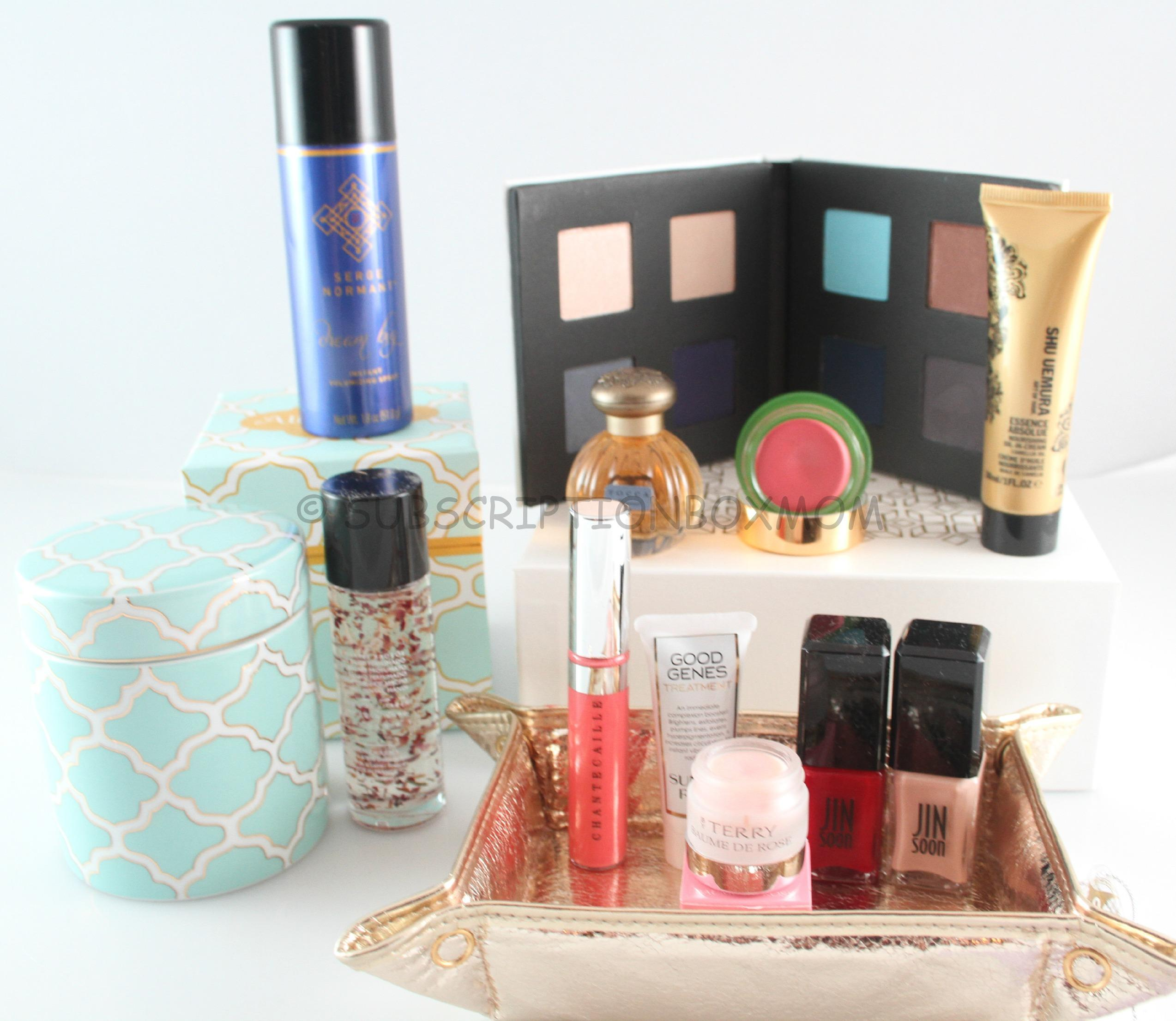 Birchbox Vanity Affair Limited Edition Box Review