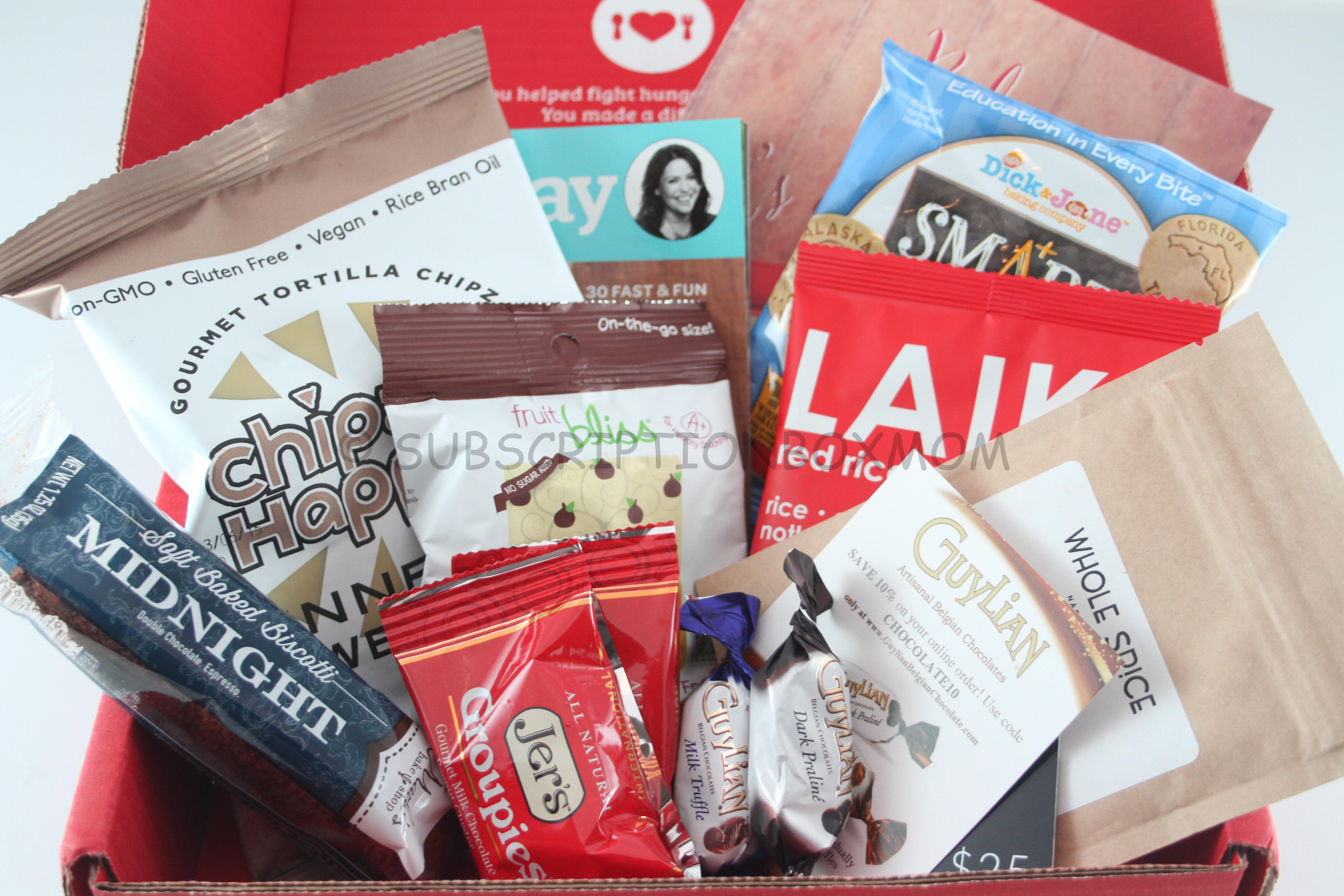 November 2014 Love with Food Review