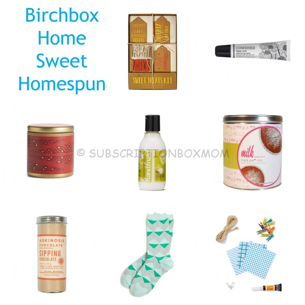 Home sweet homespun subscription box mom for Style at home subscription deal