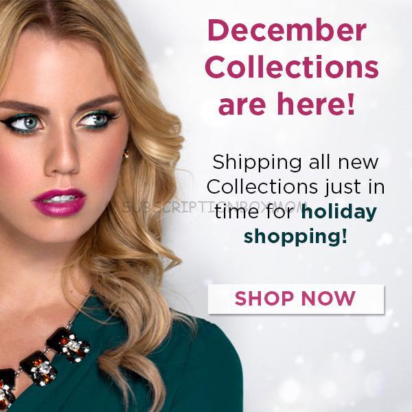 December 2014 Wantable Spoilers