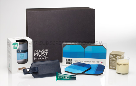 Popsugar Must Have Corporate Gift Box 2014 for Him or Her