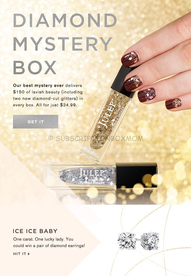 Julep Diamond Mystery Box