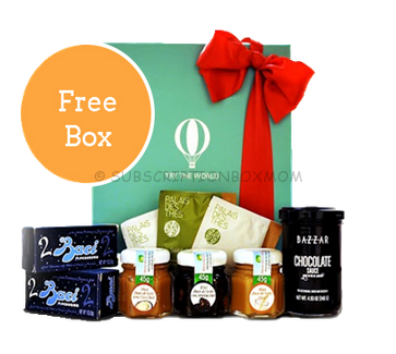 Try the World Holiday Box Giveaway