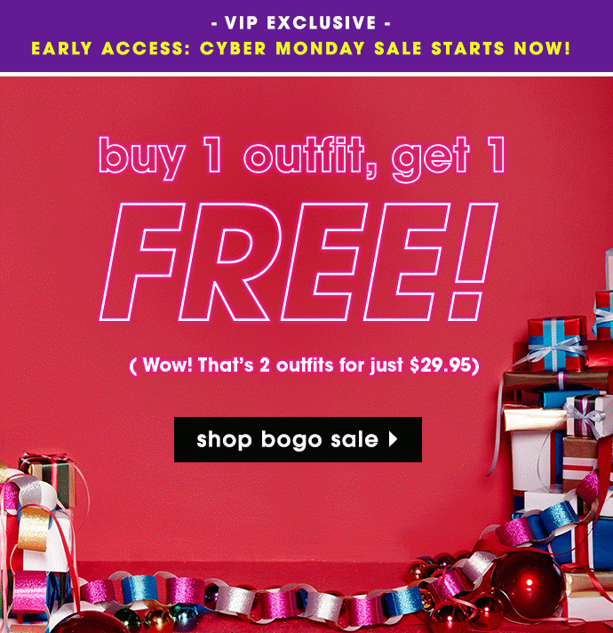 FabKids Cyber Monday Coupon 2014