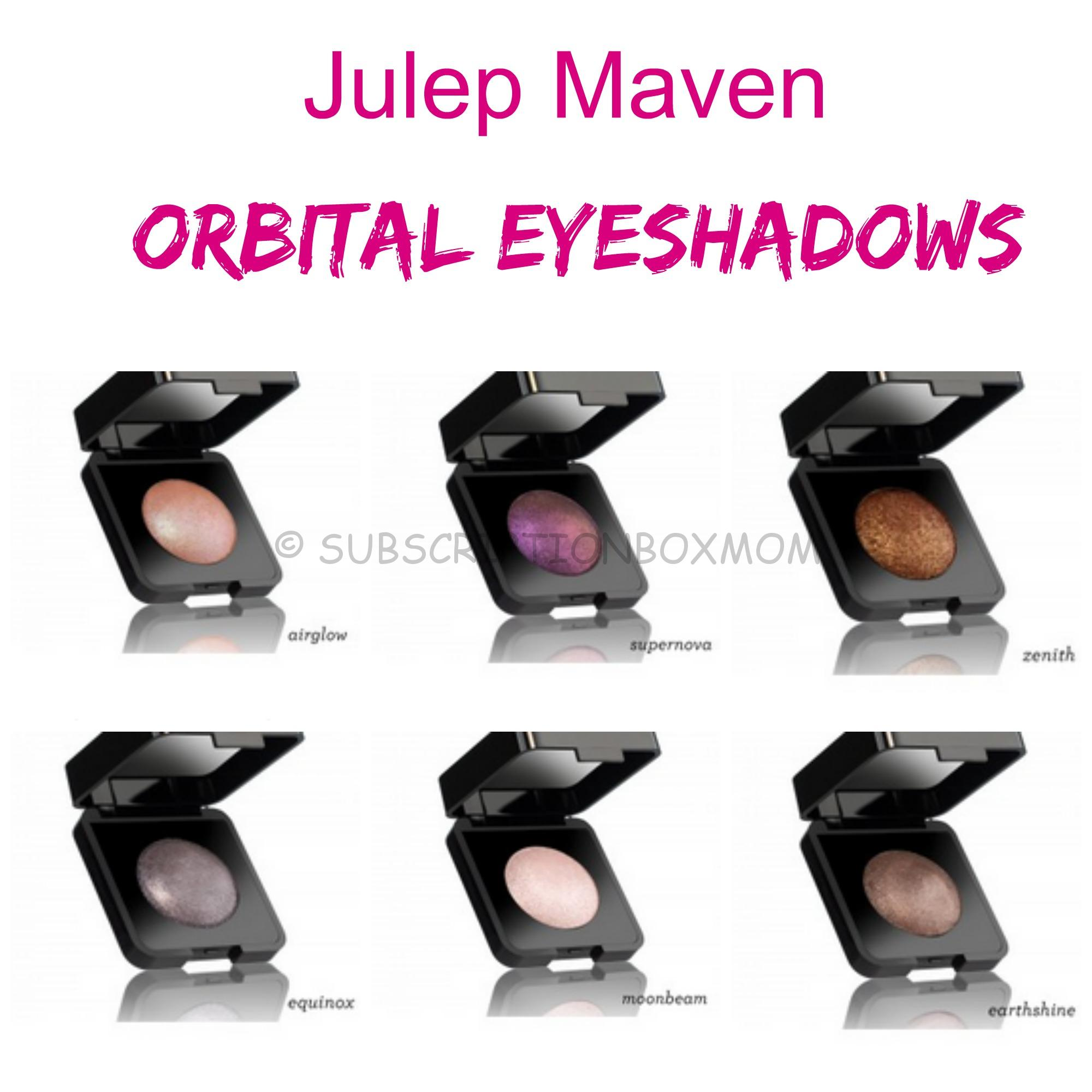orbital eyeshadows