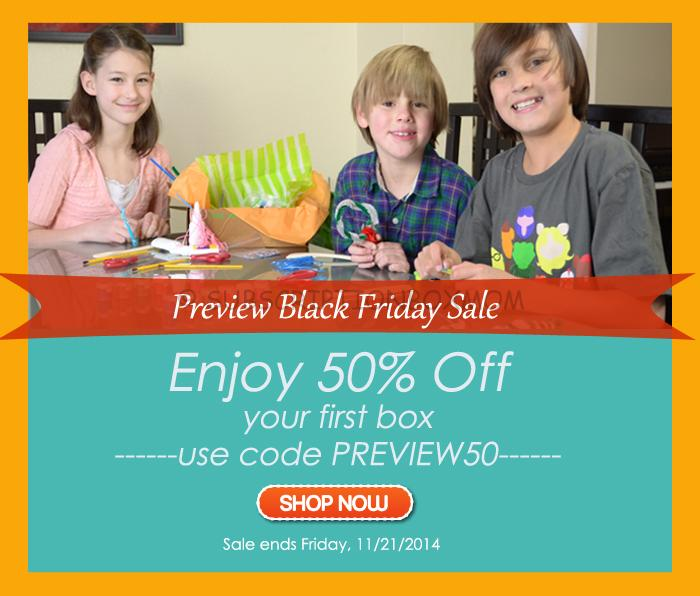 The Happy Trunk Black Friday Preview Coupon