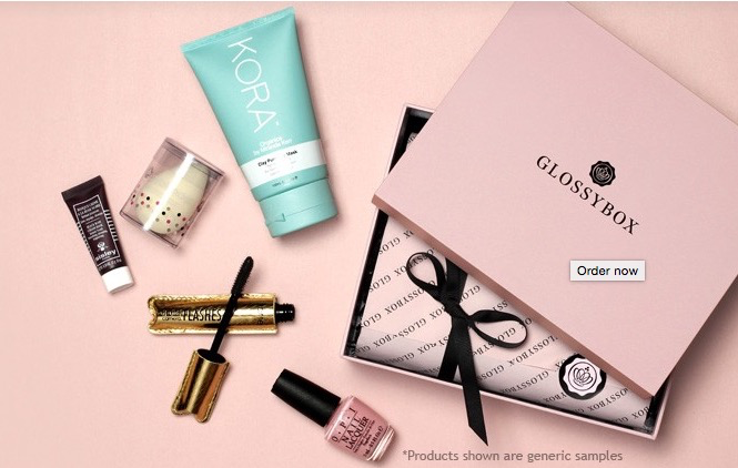 Glossybox Coupon - Save 20% on Any Subscription - February 2015