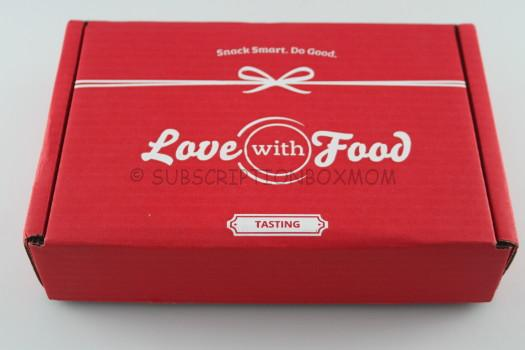 December 2014 Love with Food Review