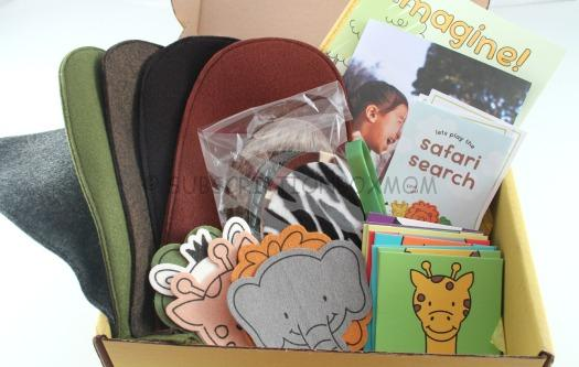 "Koala Crate December 2014 ""Safari"" + Coupon"