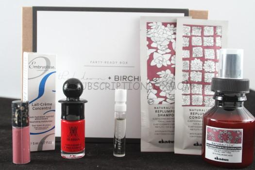 December 2014 Birchbox Review + Coupon