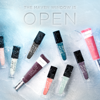January 2015 Julep Maven Selection Window