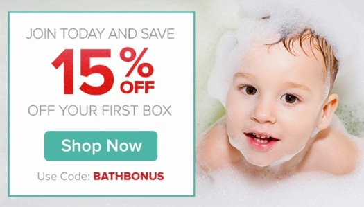 Citrus Lane December 2014 Coupons - FREE Bathtime Bonus Box