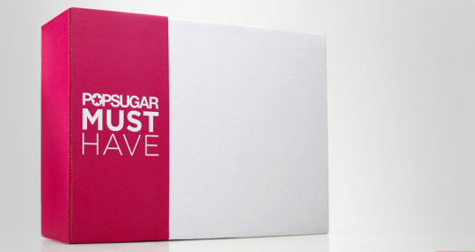Popsugar 50 coupon code december 2014 subscription box mom