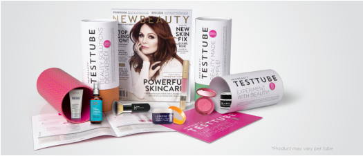 NewBeauty TestTube January 2015 Spoilers + Coupon