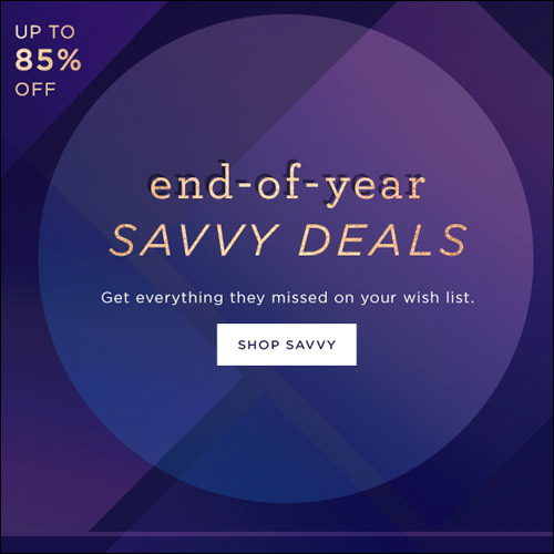 Julep End-Of-Year Savvy Deals + 50% off Welcome Boxes