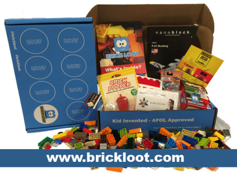 Brick Loot Coupon