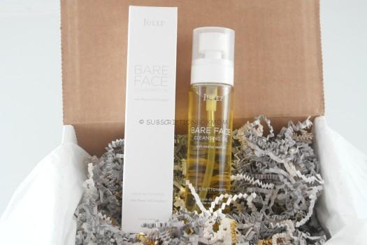 Julep Bare Face Cleansing Oil Product Review - March 2015 Julep Sneak Peeks + Free Box