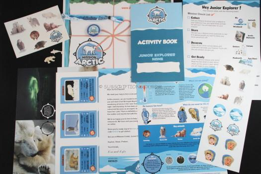 Junior Explorers Mission Arctic Review