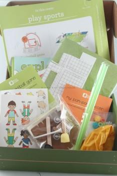 February 2015 Kiwi Crate Review + Coupon