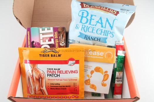 March 2015 Bulu Box Review + 3 Months For 1 Cent