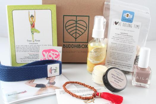March 2015 BuddhiBox Review + Coupon