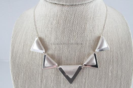 Leilani Necklace Silver