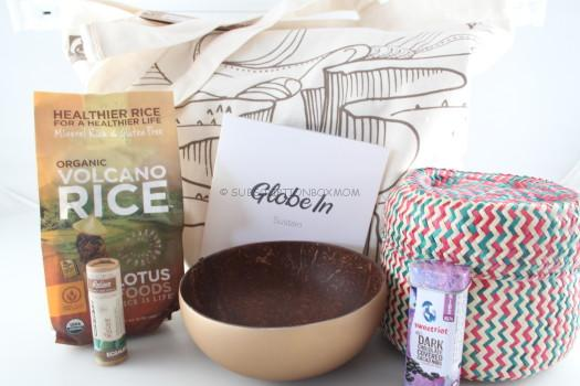 "March 2015 GlobeIn Review + Exclusive Coupon ""Sustain"""