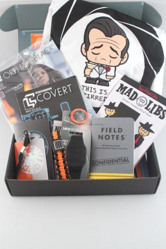 Loot Crate March 2015 Review