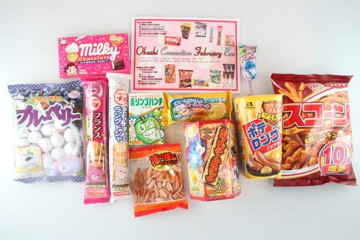 Okashi Connection February 2015 Review