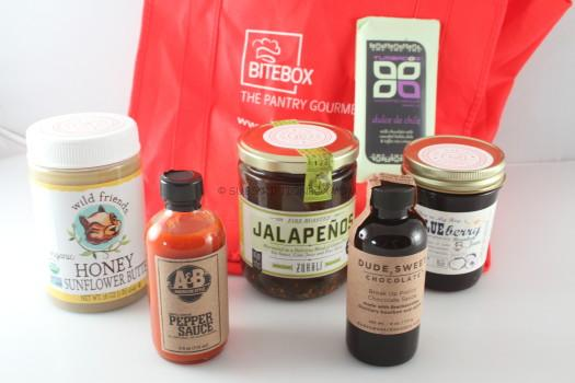 February 2015 The Pantry Gourmets Bitebox Review