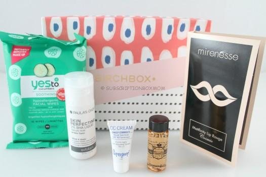 March 2015 Birchbox Review