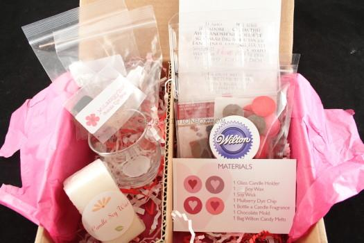 February 2015 Embellished Boxes Review