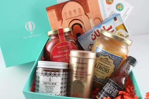 Try the World Marrakesh Review + Coupons + Free Box Offer