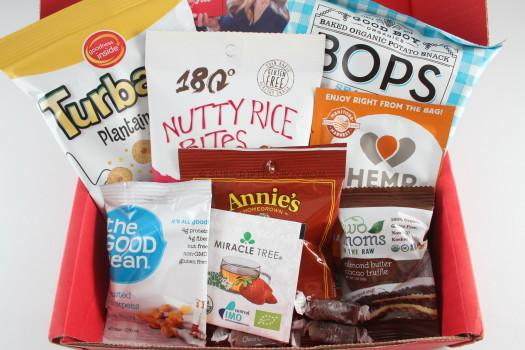 Love with Food March 2015 Tasting Box Review
