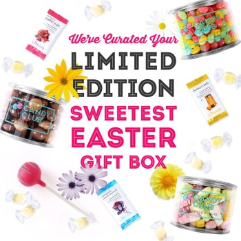 Candy Club Limited Edition Easter Gift Box